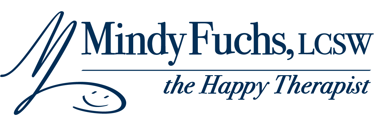 Mindy Fuchs - the Happy Therapist