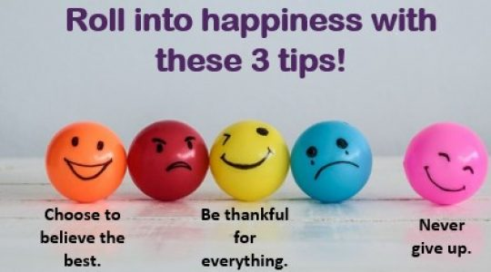 Blessings for Happiness